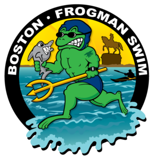 Boston Frogman Swim